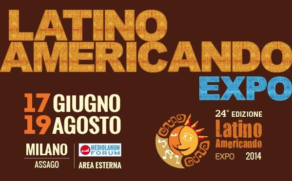 Latinoamericando Expo 2014: presentata oggi la 24° edizione tra musica, gastronomia e Mondiali di calcio