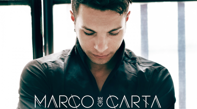 """""""Splendida ostinazione"""" di Marco Carta è disco d'oro"""