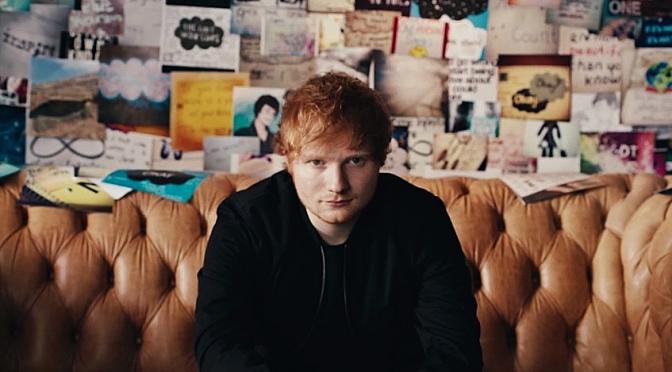 "Ed Sheeran: esce oggi l'album ""X"", già #1 in 44 Paesi"