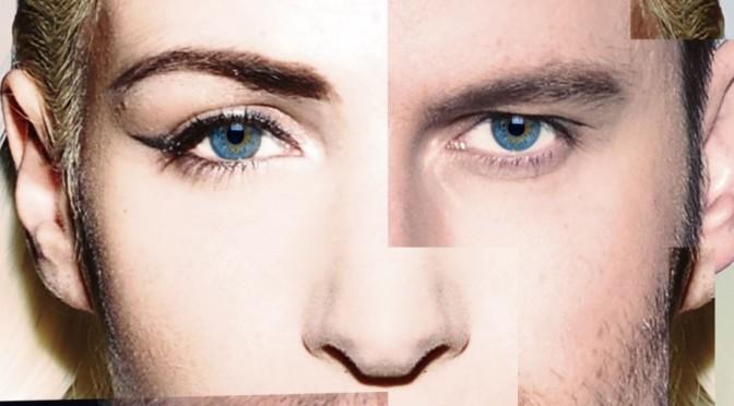 """Romina Falconi e Immanuel Casto coppia scabrosa per il video di """"Eyeliner"""". 29 ottobre live all'Alcatraz di Milano"""
