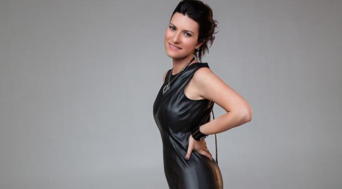 Laura Pausini premiata questa sera al Coca-Cola Summer Festival con un Icon Award