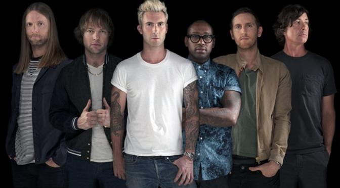 "Maroon 5, lyric video di ""Animals"""