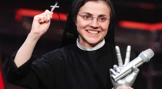 """Sister Cristina torna con """"Like A Virgin"""" di Madonna?"""
