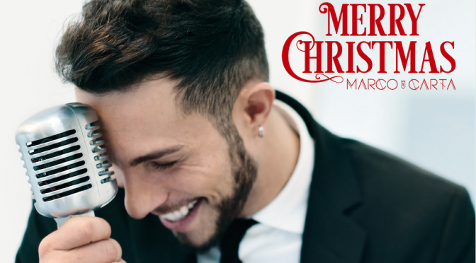 Marco Carta, disco di Natale su Tim Music e date dei firmacopie