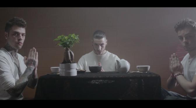 "Madh: Fedez e Fragola nel video di ""Sayonara"""