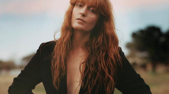 """Florence + The Machine, 1° giugno l'album """"How Big How Blue How Beautiful"""""""