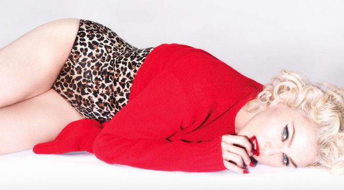 """Madonna l'8 marzo a """"Che tempo che fa"""""""
