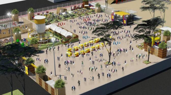 Estathé Market Sound, il Festival dei record