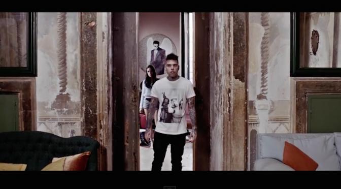 """Fedez, cortometraggio a tinte horror per il video de """"L'amore eternit"""""""