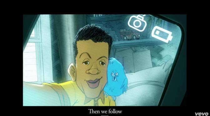 """Stromae, """"Carmen"""" un video animato contro Twitter"""