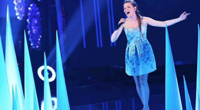 """Carola Campagna da The Voice alla colonna sonora di """"Descendants"""""""