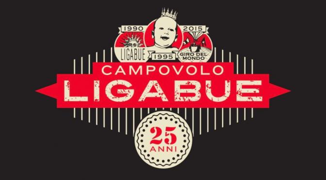 Ligabue, 19 settembre festa a Campovolo per i 25 anni di carriera