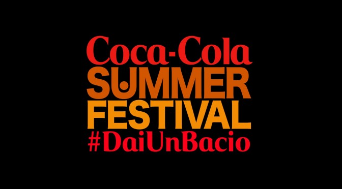 Coca-Cola Summer Festival 2015, il cast