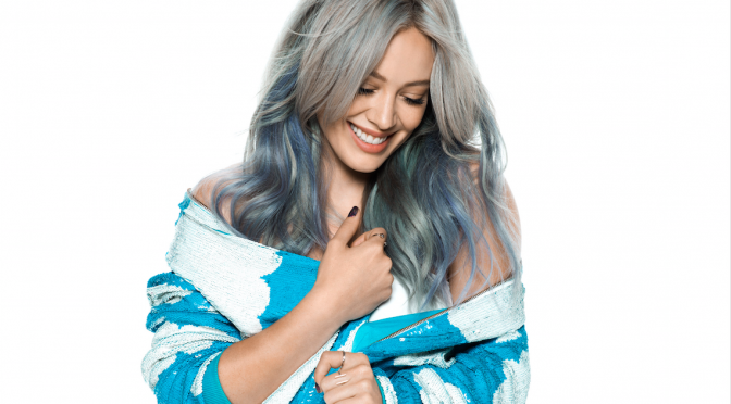 """Hilary Duff torna con """"Breathe In. Breathe Out."""""""