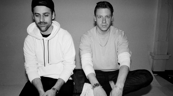 Macklemore & Ryan Lewis: da oggi il nuovo album