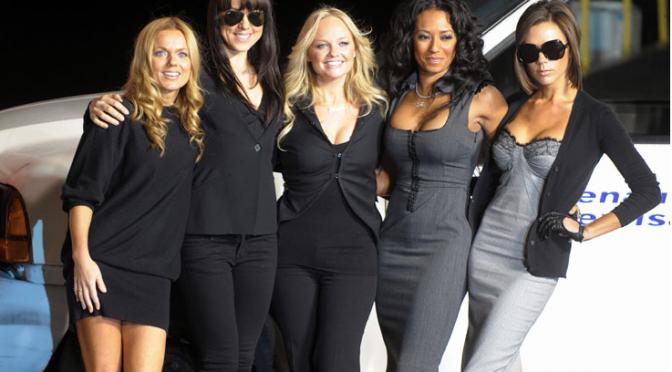 Spice Girls news