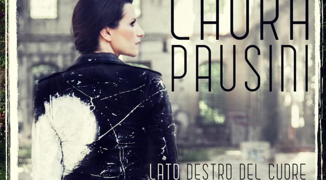 Laura Pausini Lato destro del cuore nuovo singolo