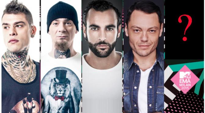 Best Italian Act 2015