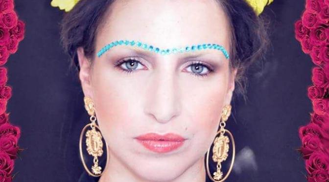 "Romina Falconi: street video di ""Playboy"""