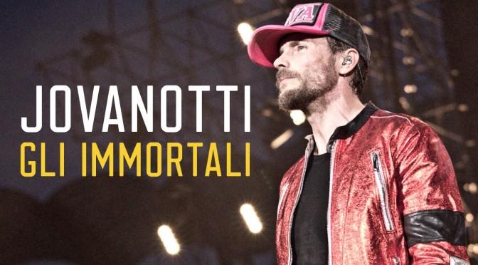 """Jovanotti: """"Gli immortali"""" diventa un film"""