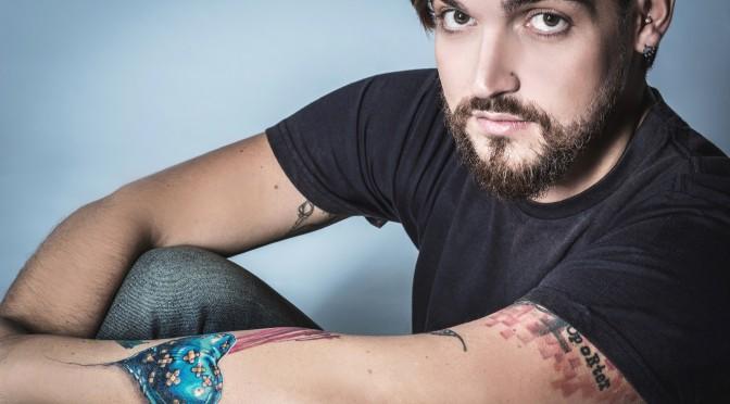Valerio Scanu: «O mi ami o mi odi»