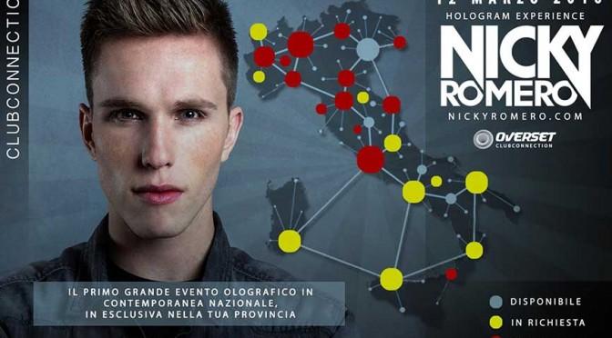 Nicky Romero live