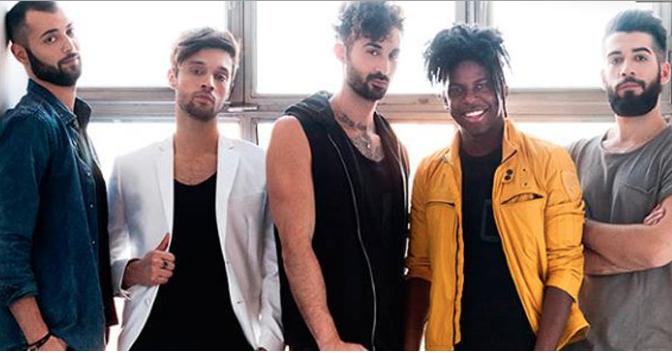 Sanremo, Dear Jack a rischio eliminazione: «Siamo sereni e soddisfatti»