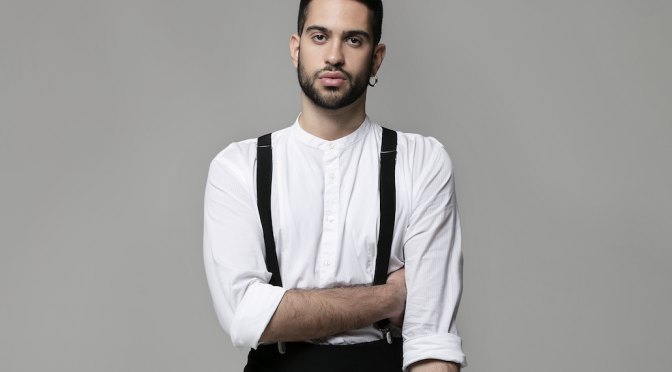 Mahmood: «A Sanremo con un brano nato in metro»