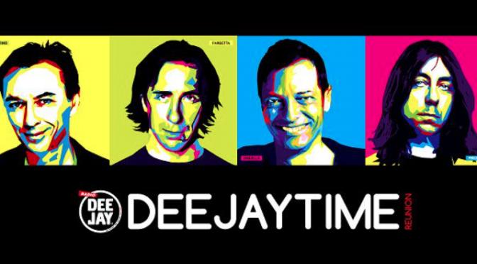 """Al Market Sound di Milano arriva """"Deejay Time"""""""