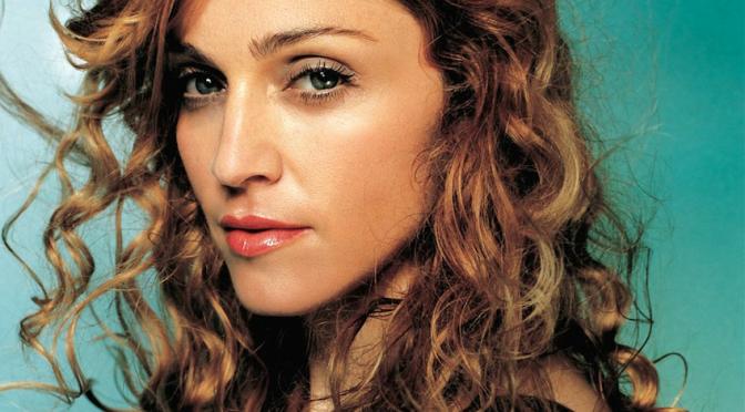 Madonna Ray Of Light singolo