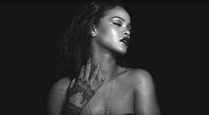 """Rihanna: dal 20 maggio il singolo """"Kiss It Better"""""""