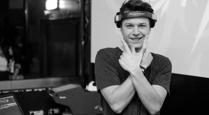"""DJ Berry è il vincitore di """"Top DJ 2016"""""""