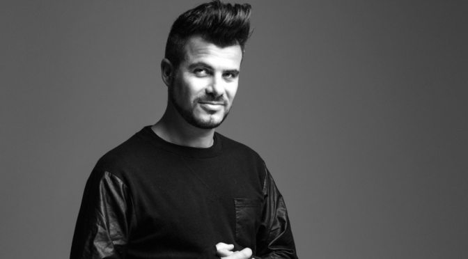 """Daniele Vit: ascolta il singolo """"Vieni con me"""""""