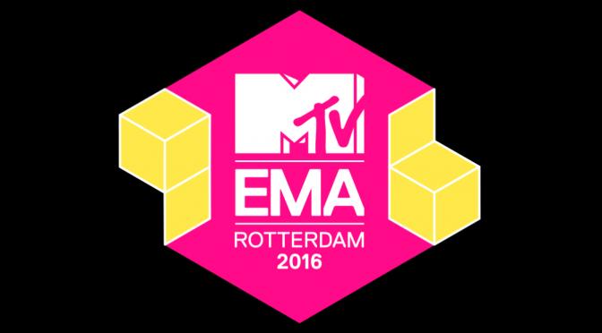 MTV EMA 2016 Rotterdam