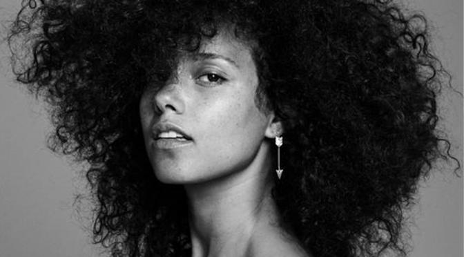 """Alicia Keys: il 4 novembre esce l'album """"Here"""""""