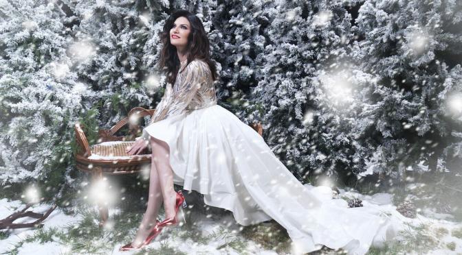 Pausini: «Con 'Laura Xmas' il sogno di un disco natalizio swing»