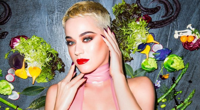 Katy Perry: sesso e gastronomia in 'Bon Appétit'