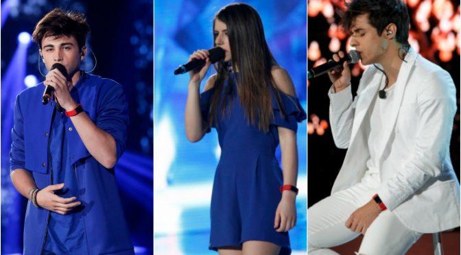 Amici 16: Riki, Federica e Mike Bird conquistano iTunes