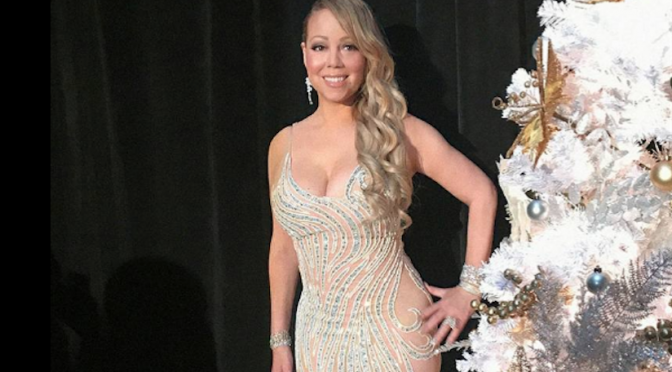 Mariah Carey, 'All I Want For Christmas Is You' diventa un film