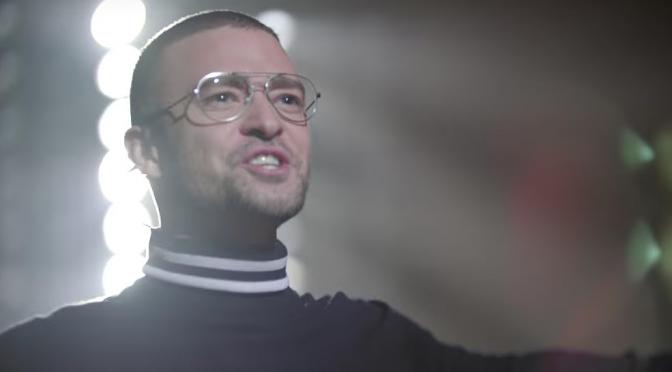 Justin Timberlake novello Steve Jobs per il video di 'Filthy'