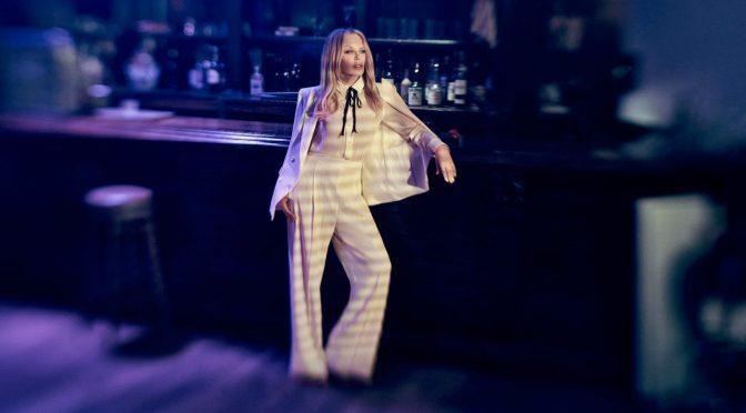 Kylie Minogue, glitter e polvere del deserto nella data italiana del Golden Tour