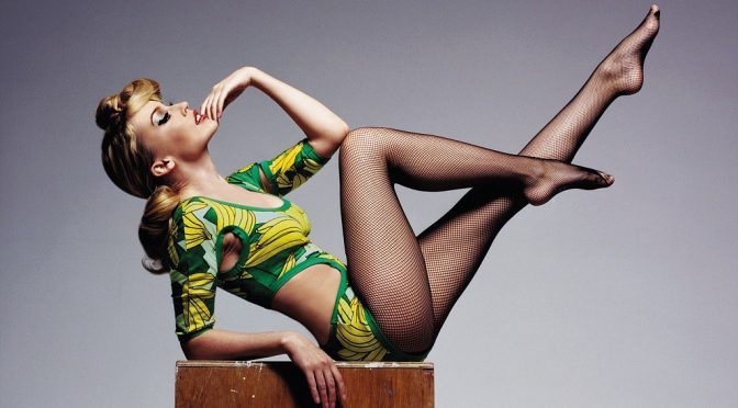 Step Back In Time, l'orologio pop di Kylie Minogue che sa di rivincita